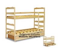 Акция Сергий двухъярусная кровать недорого, фото 1