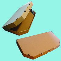 Коробка для половины пиццы диаметром до 32 см, фото 1