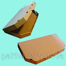 Коробка для половины пиццы диаметром до 32 см