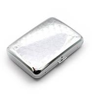 Портсигар металл (9,5х7х2 см)(C910d)
