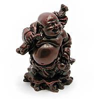 Хотей на подставке каменная крошка коричневый (10,5х8х6,5 см)
