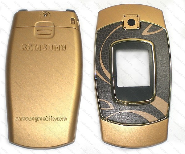 Корпус для Samsung E500 в сборе high copy