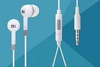 Наушники Xiaomi с микрофоном