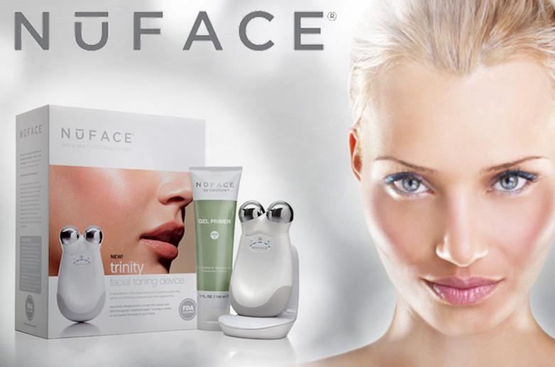 NuFACE аппарат микротоковой терапии лица made in USA!