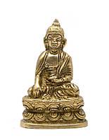 "Будда бронза (5,5х3,5х2,5 см)(Buddha 2.5"" MT)"