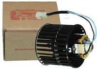 Электродвигатель отопителя (мотор печки) Газель с крыльчаткой новый образец,ВАЗ 2108 12В; 90Вт (пр-во АВТОРАД)