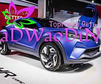 Toyota наладит серийное производство кроссовера C-HR в Турции