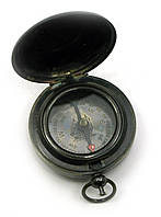 Компас карманный антик бронза (6,5х5х1,5 см)(Brass Pocket Compass - 1.75in)
