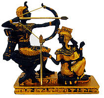 Фараон с клеопатрой (10,5х11х4 см)(7889-4)