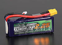 Аккумуляторная батарея Turnigy NANO-TECH LiPo 11.1V 2250mAh 65-130c