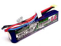 Аккумуляторная батарея Turnigy NANO-TECH LiPo 11.1V 1000mAh 20-40c