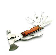 Нож-топор с набором инструментов (16,5х9х2,5 см)(8 в 1) (HS13W)