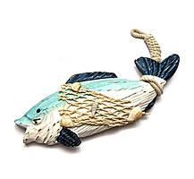 """Ключница """"Рыба"""" (28х9х4)(SP-267)"""