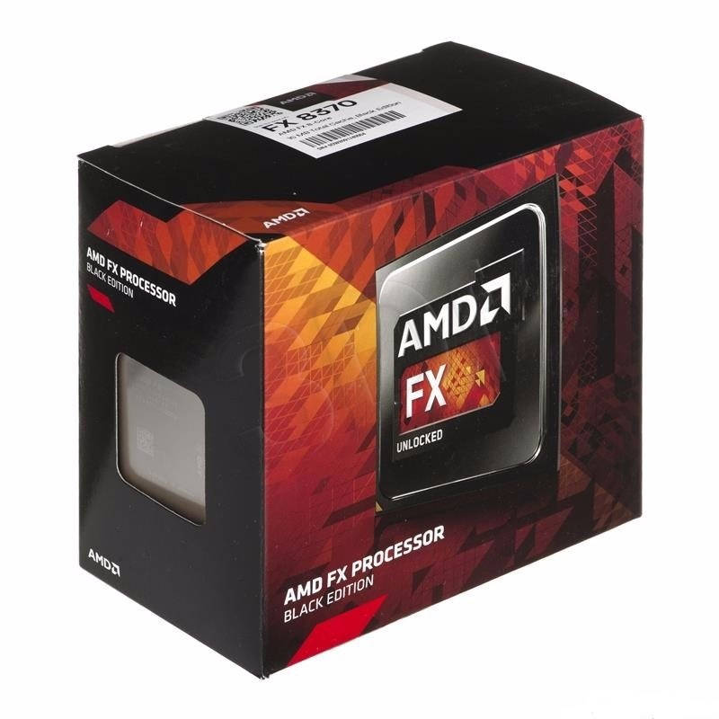 "Процессор AMD FX-Series FX-8370 4GHz/8MB ""Over-Stock"""