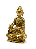 "Будда бронза (8х5х3,5 см)(Buddha 3"" MT)"