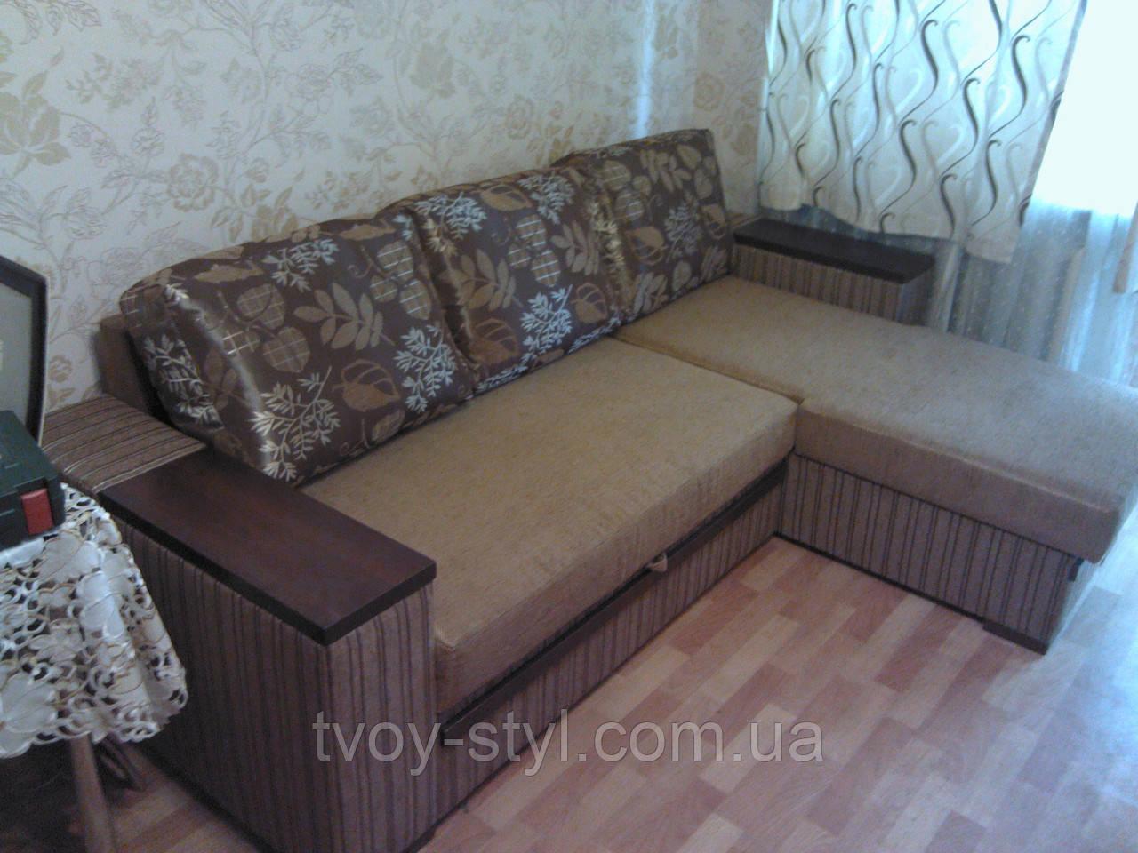 Обивка мягкой мебели в Днепропетровске и области
