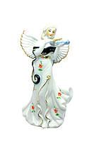 Ангел фарфор (19,5х9,5х7см)