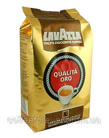 Кофе в зернах Lavazza Qualita Oro 1кг ( Італія )