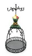 """Подставка под бижутерию """"Манекен"""" (27х14х14 см)(1738)"""
