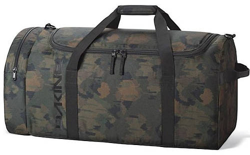 Практичная спортивная сумка для путешествий Dakine 8300485 EQ BAG 74L 2015 marker camo, 610934904659