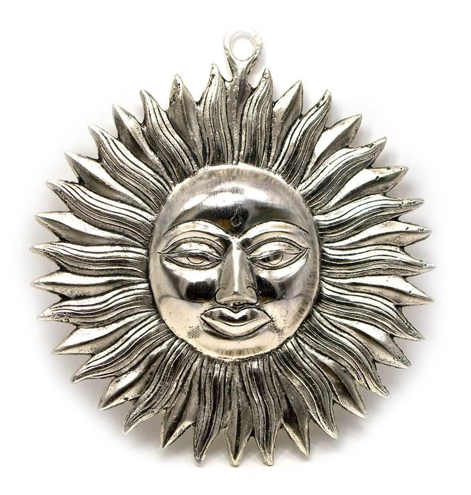 Солнце (d- 28 см)(Sun Big)(Непал)