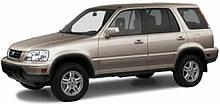 Фаркопы на Honda CRV 1 (1997-2002)