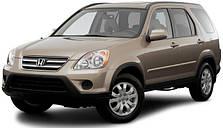 Фаркопы на Honda CRV 2 (2002-2006)