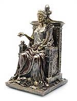 Фортуна на троне (26х15х14 см)(8816)