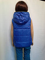 Детская жилетка тачки маквин, фото 3