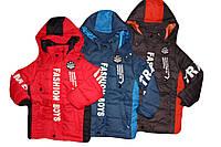 Куртка для мальчиков, размер 98 GRACE, арт. G 60203