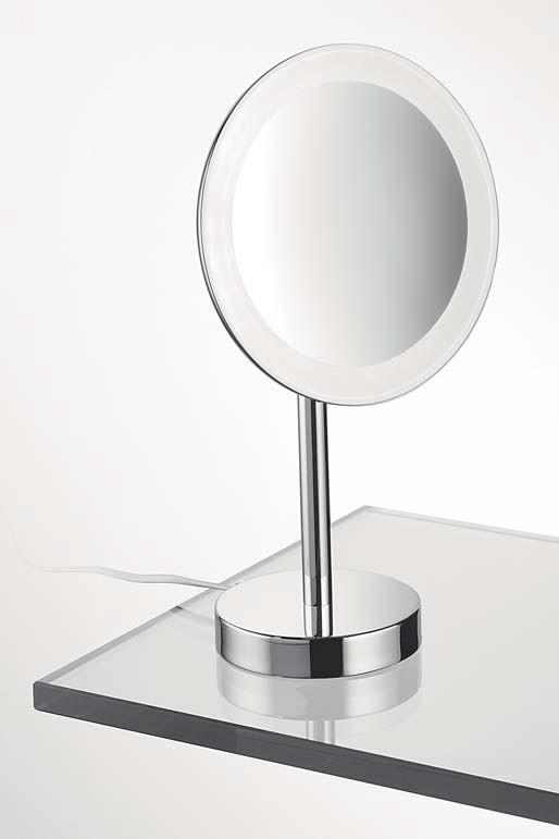 Настольное косметическое зеркало(Италия)