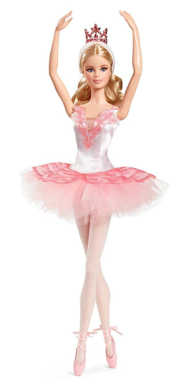 Лялька Барбі колекційна Прима-Балерина (2016 Ballet Wishes Barbie Doll – Caucasian)
