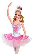 Лялька Барбі колекційна Прима-Балерина (2016 Ballet Wishes Barbie Doll – Caucasian), фото 3