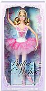 Лялька Барбі колекційна Прима-Балерина (2016 Ballet Wishes Barbie Doll – Caucasian), фото 5