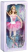 Лялька Барбі колекційна Прима-Балерина (2016 Ballet Wishes Barbie Doll – Caucasian), фото 6