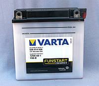 Аккумулятор АКБ 12V9A VARTA