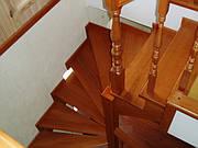 Компактные внутриквартирные лестницы