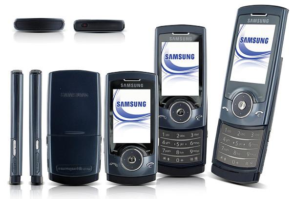 Корпус для Samsung U600 в сборе high copy