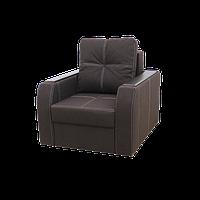 """Крісло """"Барон"""" в тканини""""Savana Brown 08"""" (розкладне)"""