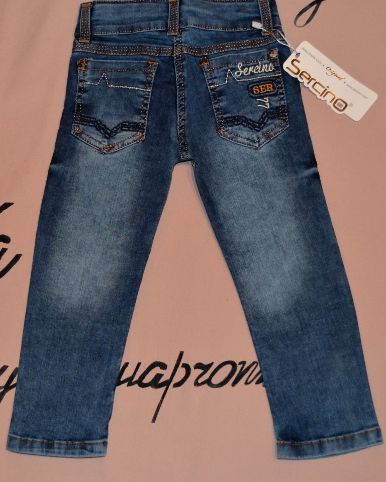 Дитячі джинси для хлопчика від 3 до 7 років - Оптово-розничный  интернет-магазин b82b9f8cd65ac