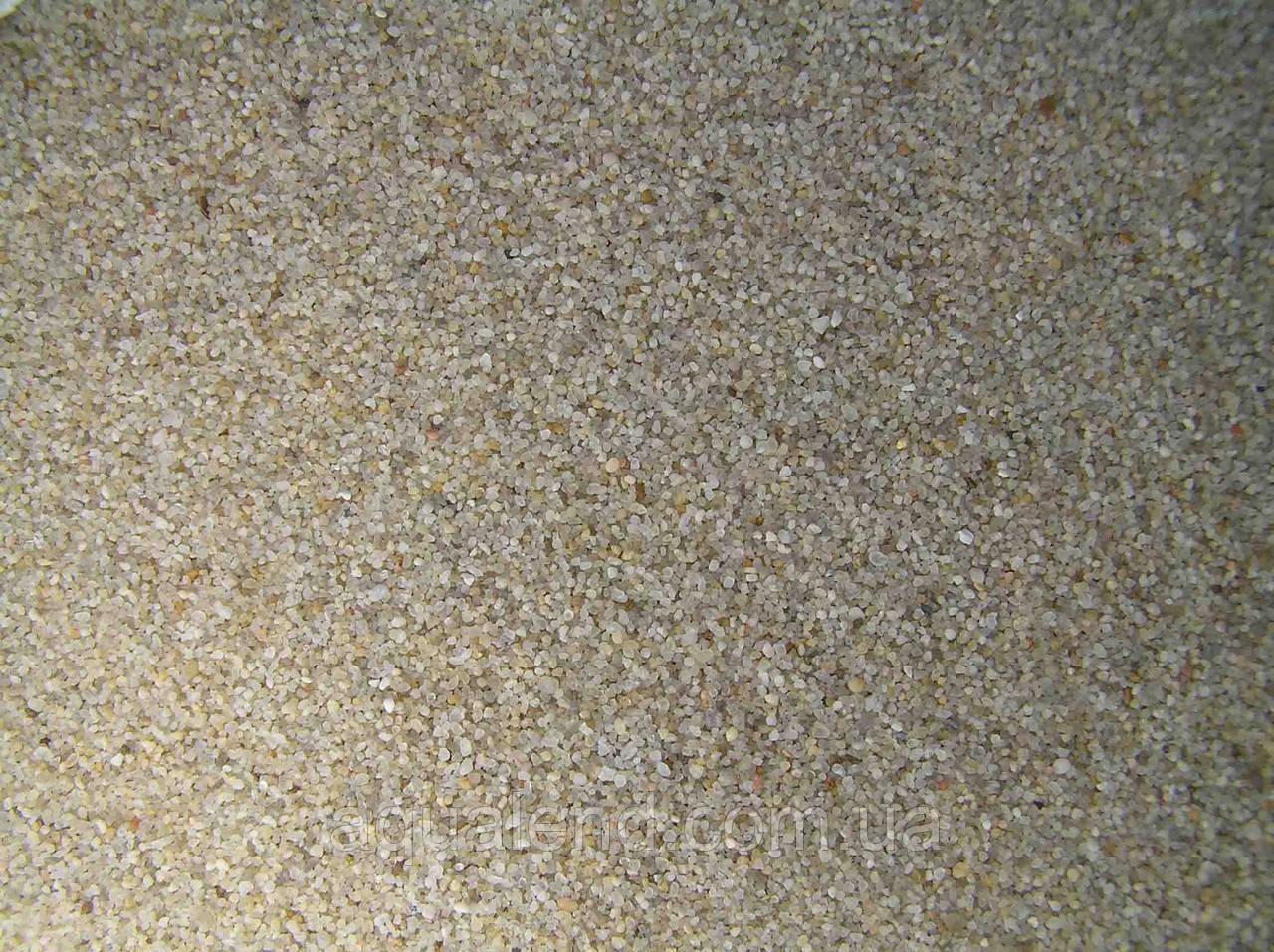 Кварцовий пісок, 25кг