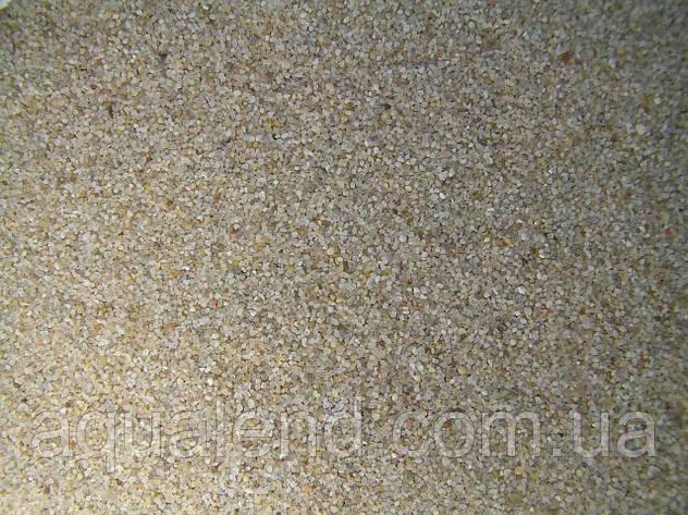 Кварцовий пісок, 25кг, фото 2