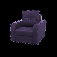 """Кресло """"Барон"""" в ткани «Savana Violet»  (раскладное), фото 1"""