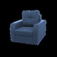 """Крісло """"Барон"""" в тканини «Savana Jeans» (розкладне)"""