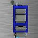 Неус - Вичлаз твердотопливный котел мощностью 50 квт, толщина стали котла 5 мм, фото 7
