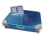Весы платформенные беспроводные 300-S кг 400х500 (нержавейка) Планета Весов™