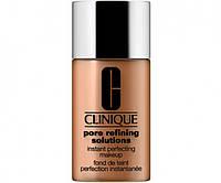 Clinique  Крем тональный для лица уменьшающий видимость пор Pore Refining Solutions Instant Perfecting Makeup