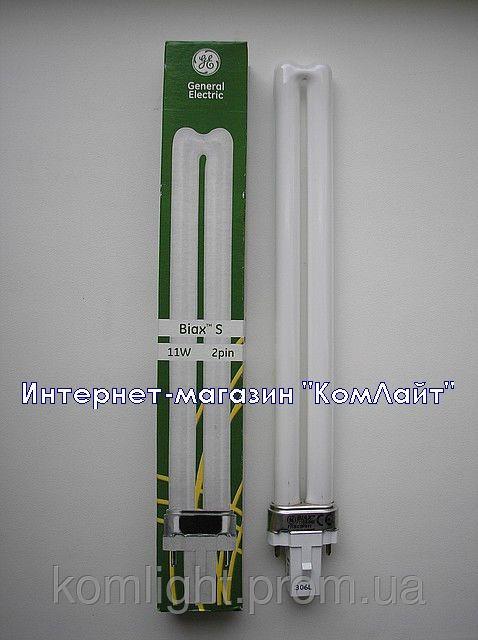 Лампа КЛЛ General Electric F11BX/840 G23 (Венгрия)