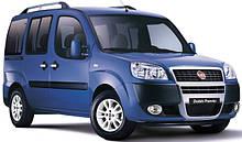 Фаркопы на Fiat Doblo (c 2001--)