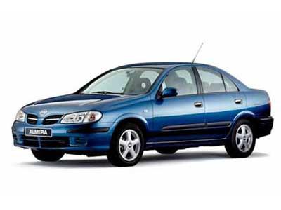 Автомобильное стекло для NISSAN ALMERA (N16) 2000-